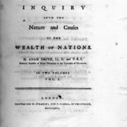 Adam Smith – Wealth of Nations