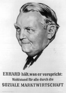 Ludwig Erhard Plakat